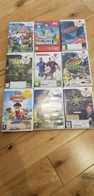 TOP END WII GAMES FOR SALE