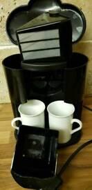 Coffee machine never used