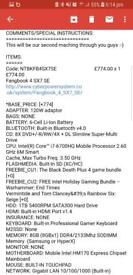 Core I-7 gaming laptop for sale,