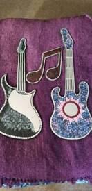 Guitar Mirrors