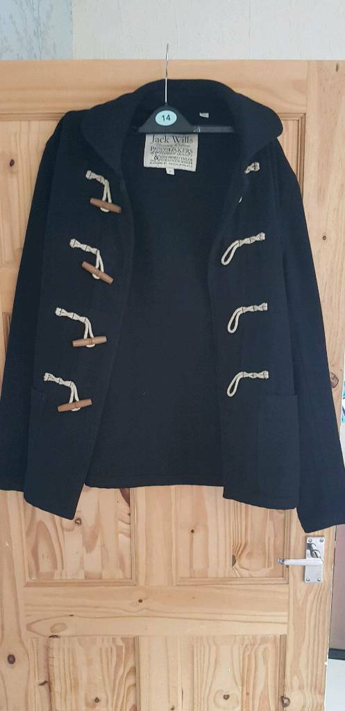 jack wills coat mens size S