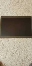 Samsung Galaxy S series tablet. 10.5 inch screen