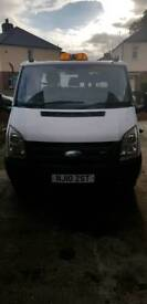 Ford transit crew cab pick up