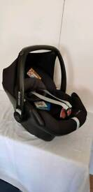 NEW Maxi Cosi Pebble Britax Cybex Seat RRP £165
