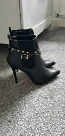 Faith ladies ankle boots