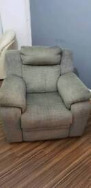 Electric reclining chair, super comfy!