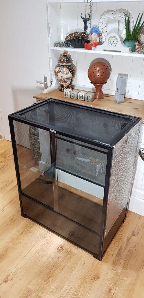 Komodo Chameleon Glass Terrarium Vivarium In Yeovil