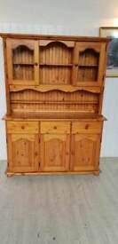 Solid Pine Welsh Dresser No55