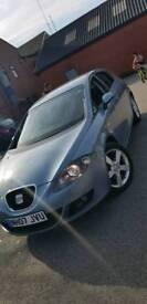 2007 SEAT LEON 1.9 TDI AMAZING CAR!!! Not audi bmw vw
