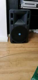Rcf 15 inch speakers for sale