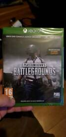 Xbox One players unknown battlegrounds brand new