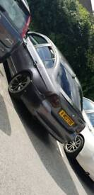 BMW 320'd private reg included