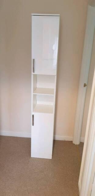 competitive price fc4c8 2c4d5 B&Q large bathroom cabinet/ unit | in Hebburn, Tyne and Wear | Gumtree