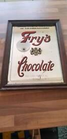 Frys chocolate mirror
