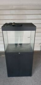 Juwel lido 200 litre fish tank and stand latest led model