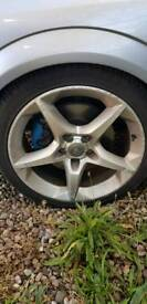 Vauxhall Astra 18 Penta Alloys swap