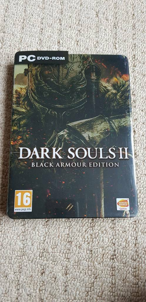 dark souls 2 black armour edition pc