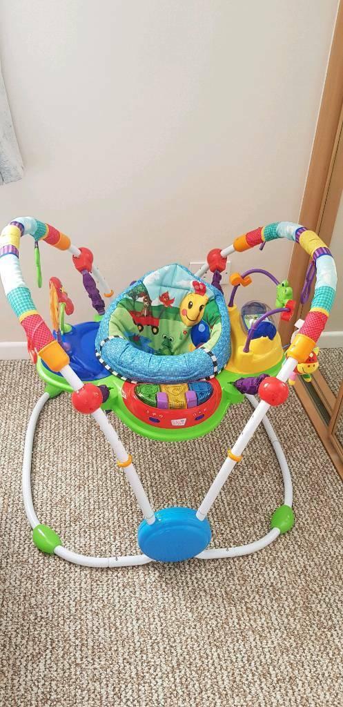 0c7b022d5194 Baby einstein jumperoo  bouncer