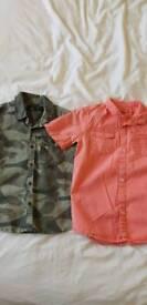 Infant boys shirts