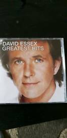DAVID ESSEX GREATEST HITS CD ALBUM NEW