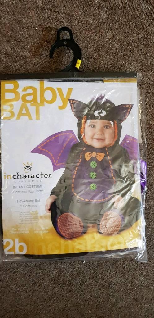 Infant Bat Halloween Costume | Halloween Baby Bat Costume In Plymouth Devon Gumtree
