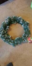 Decorate your own wreath brand new