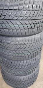 Winter tires KAPSEN  255/55r20 , DEMO TIRES USED 1 DAY ONLY