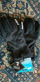 Brand new ... ICENI winter cycling gloves for sale
