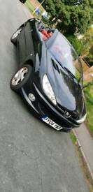 Chep peugeot 206cc 2004 .for sale or px
