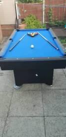 American pool table 7x4