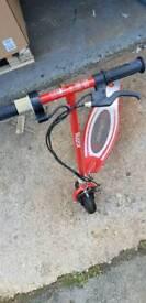 Kids battery electrick scoter