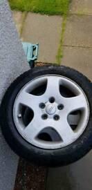 Winter tyres alloys Audi,Vw