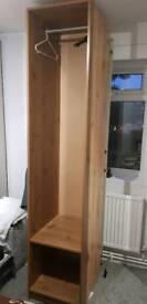 Ikea Pax Single wardrobe (Tall)