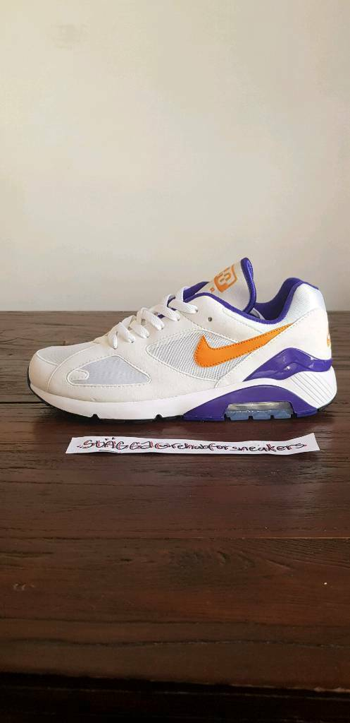 on sale 1dd9f 4fd59 Nike Air Max 180 Ceramic • UK 9 EU 44 US 10