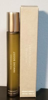 True Botanicals Immune Boost Aromatherapy Roll On - 10mL .34oz - New! Exp 1/21