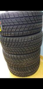 Winter tires headway 235/50r19  new