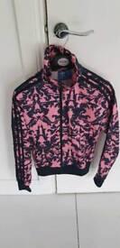 Adidas Girls Track Jackets size 6