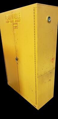 Flammable Liquid Storage Cabinet 41 X 18 X 64