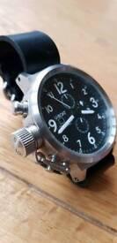 U-boat watch quartz..