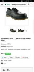 Dr Martin's Occupational Shoes Size 9 Brand New