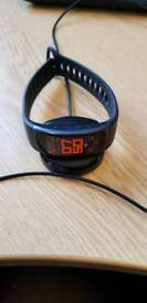 Samsung Gear Fit 2 watch and 2 docking charge stands
