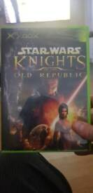 Xbox knights of the old replublic