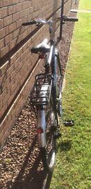 Ridgeback hybrid men's bike in very good contition