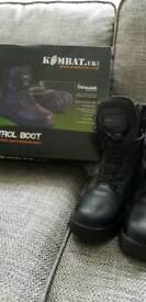 Patrol boots cadets