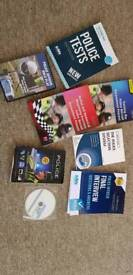 Police Officer Recruitment Preperation Materials