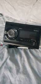 Sony Bluetooth double din