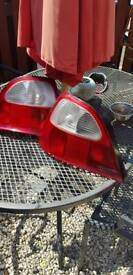 Mzr / rover rear light covers OFFERS