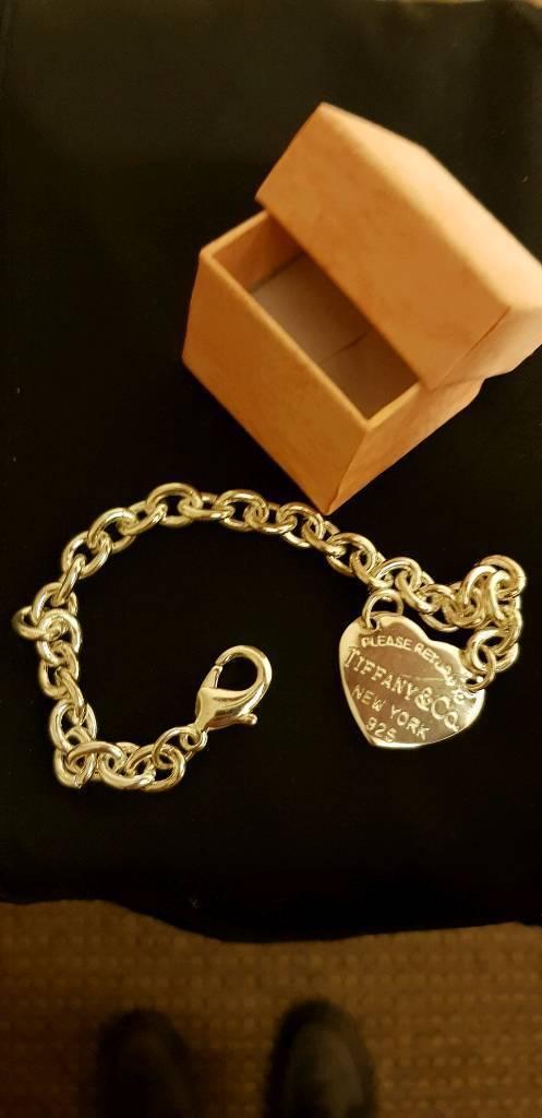 c0298ec06 Womans Bracelet Tiffany style | in Dundee | Gumtree