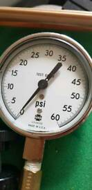 USG pressure gauge kit
