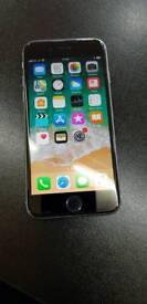 IPHONE 6S 32G SPACE GRAY. UNLOCKED. 5 MONTHS WARRANTY